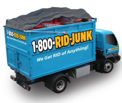 Truck offering affordable junk haul away pricing in Passaic County, NJ